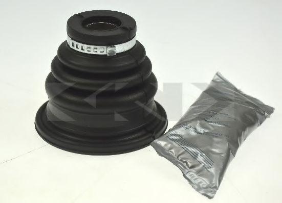 Комплект пылника, приводной вал SPIDAN арт.