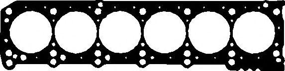 Прокладка, головка цилиндра ELRING арт. 044581