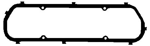 Прокладка, крышка головки цилиндра ELRING арт. 087262