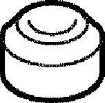 Прокладка, болт крышка головки цилиндра ELRING арт. 915017