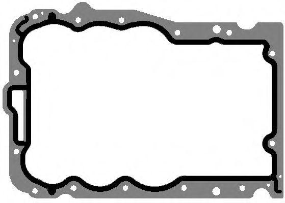 Прокладка, маслянный поддон ELRING арт. 476760