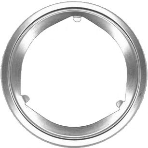 Прокладка, труба выхлопного газа ELRING арт. 017040