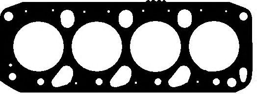 Прокладка, головка цилиндра ELRING арт. 164271