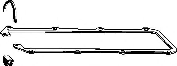 Комплект прокладок, крышка головки цилиндра ELRING арт. 314773