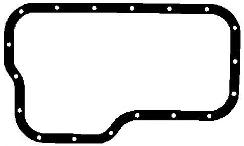Прокладка, маслянный поддон ELRING арт. 329606