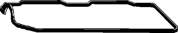 Прокладка, крышка головки цилиндра ELRING арт. 332291