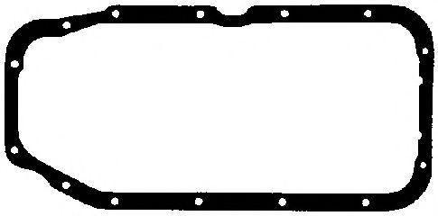 Прокладка, маслянный поддон ELRING арт. 349135