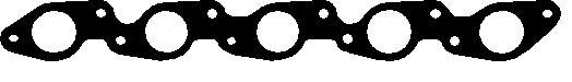 Прокладка, выпускной коллектор ELRING арт. 515434