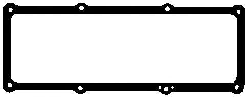Прокладка, крышка головки цилиндра ELRING арт. 517615