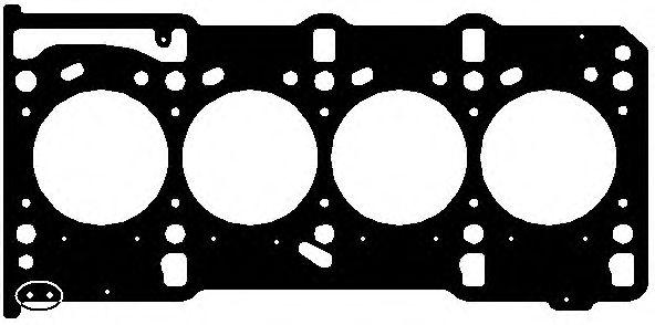 Прокладка, головка цилиндра ELRING арт. 076405