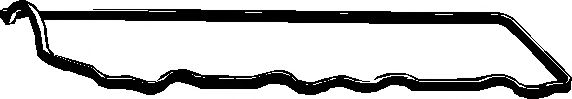 Прокладка, крышка головки цилиндра ELRING арт. 560073