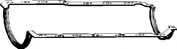 Прокладка, маслянный поддон ELRING арт. 562610