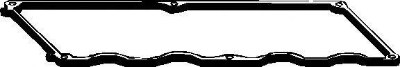 Прокладка, крышка головки цилиндра ELRING арт. 597473