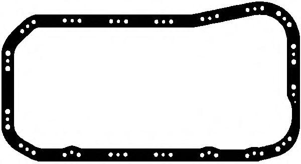 Прокладка, маслянный поддон ELRING арт. 480960