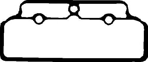 Прокладка, крышка головки цилиндра ELRING арт. 778079