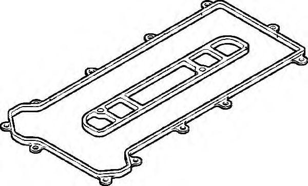 Комплект прокладок, крышка головки цилиндра ELRING арт. 026551