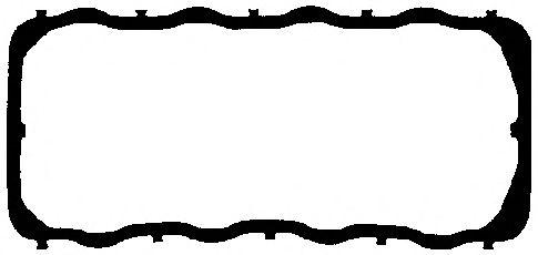 Прокладка, крышка головки цилиндра ELRING арт. 818011