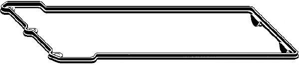 Прокладка, крышка головки цилиндра ELRING арт. 830305