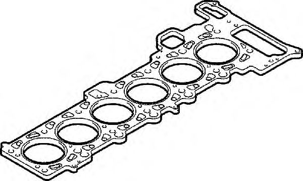 Прокладка, головка цилиндра ELRING арт. 154980