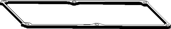 Прокладка, крышка головки цилиндра ELRING арт. 914592