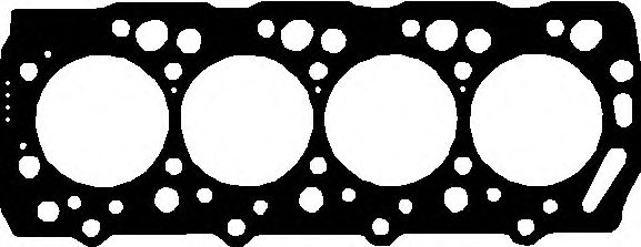 Прокладка, головка цилиндра ELRING арт. 920460