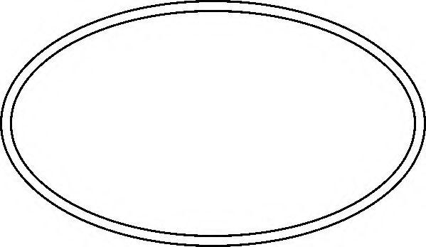 Прокладка, корпус впускного коллектора ELRING арт. 389370