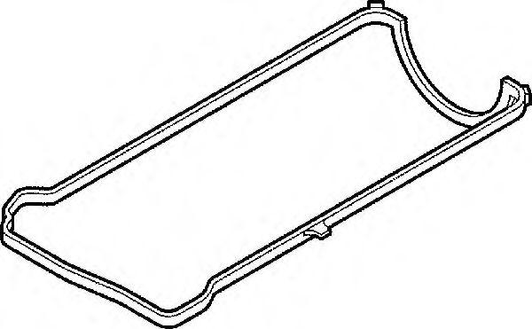 Прокладка, крышка головки цилиндра ELRING арт. 270380