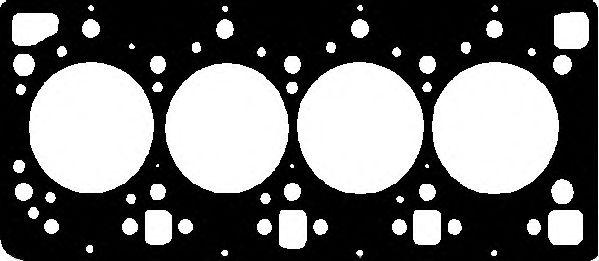 Прокладка, головка цилиндра ELRING арт. 162141