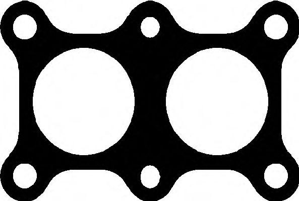 Прокладка, труба выхлопного газа ELRING арт. 447450