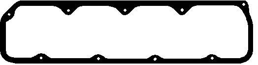 Прокладка, крышка головки цилиндра ELRING арт. 458200
