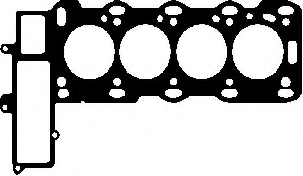 Прокладка, головка цилиндра ELRING арт. 146818