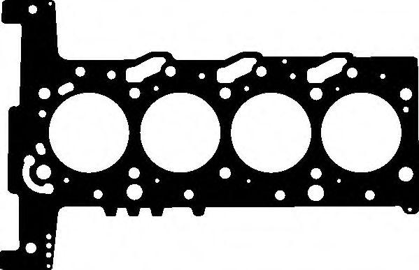 Прокладка, головка цилиндра ELRING арт. 156221