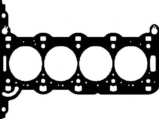 Прокладка, головка цилиндра ELRING арт. 808134