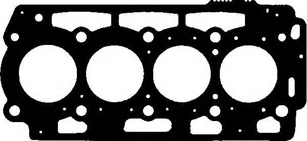 Прокладка, головка цилиндра ELRING арт. 862642