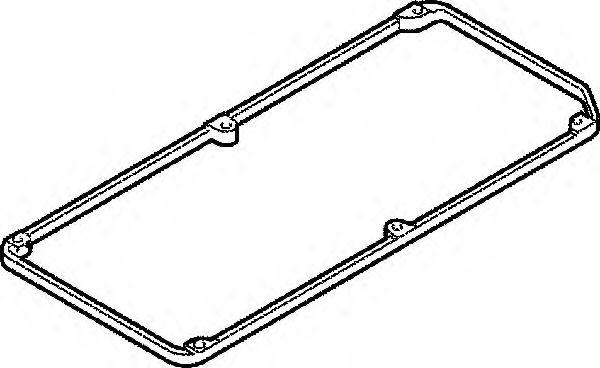 Прокладка, крышка головки цилиндра ELRING арт. 125950
