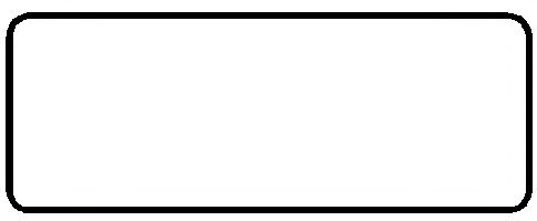 Прокладка, крышка головки цилиндра ELRING арт. 144750