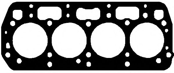 Прокладка, головка цилиндра ELRING арт. 825257