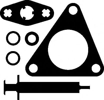 Монтажный комплект, компрессор Elring - 736940