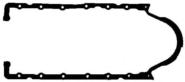 Прокладка, маслянный поддон ELRING арт. 027330