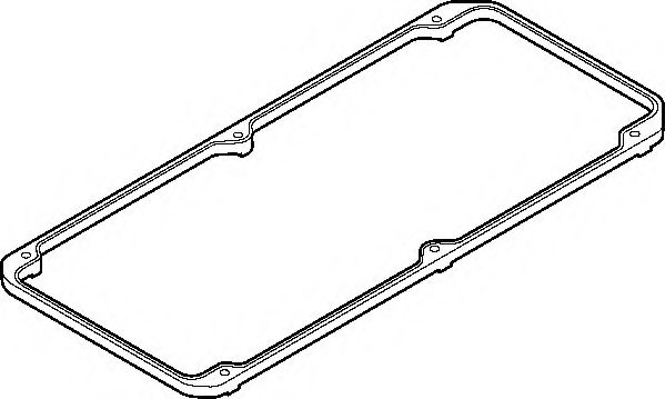 Прокладка, крышка головки цилиндра ELRING арт. 125970