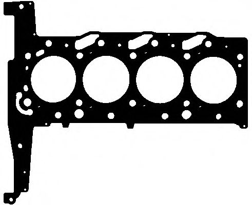 Прокладка, головка цилиндра ELRING арт. 265371
