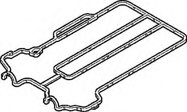 Прокладка, крышка головки цилиндра ELRING арт. 111470