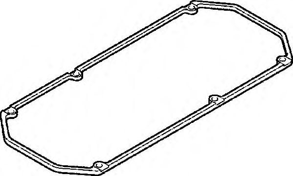 Прокладка, крышка головки цилиндра ELRING арт. 354200