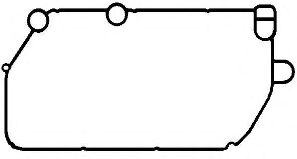 Прокладка, маслянный радиатор ELRING арт. 570300