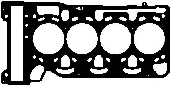 Прокладка, головка цилиндра ELRING арт. 353292