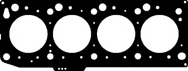 Прокладка, головка цилиндра ELRING арт. 027072