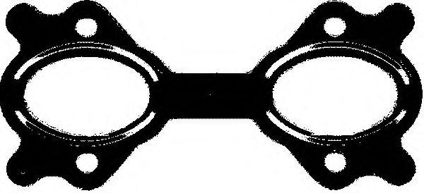 Прокладка, выпускной коллектор ELRING арт. 066650