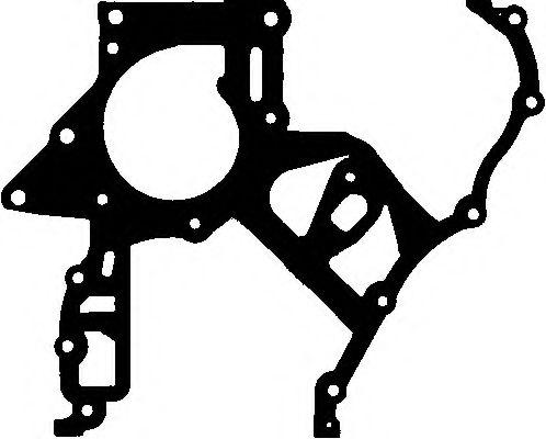 Прокладка, картер рулевого механизма ELRING арт. 444500