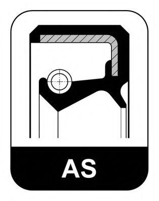 Уплотняющее кольцо, ступица колеса ELRING арт. 039993