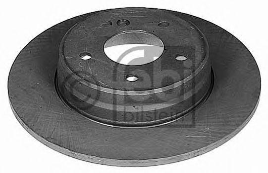 Тормозной диск FEBIBILSTEIN арт. 04628